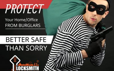 Locksmith In London : Protect Your Home And Office from Burglars